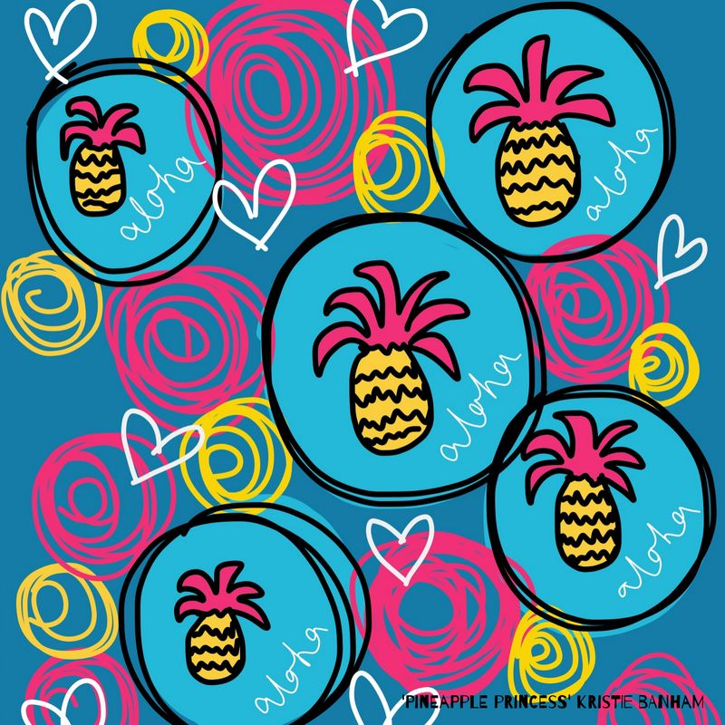 Pineapple Princess (high res)